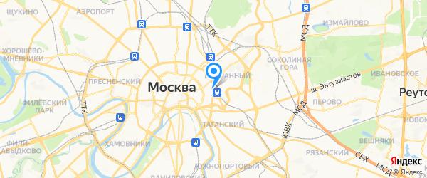 Warranty-Apple на карте Москвы