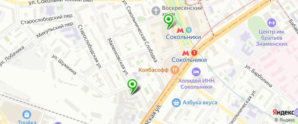 москвы букмекерскими карта конторами с