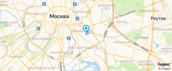 philips-service на карте Москвы