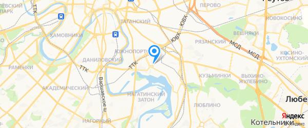Сервис центр MUSIC-FIX music-fix.ru на карте Москвы