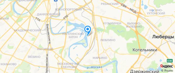 Музыкальный Сервис-Центр на карте Москвы