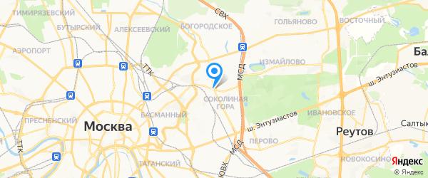 Сфера — Видео на карте Москвы