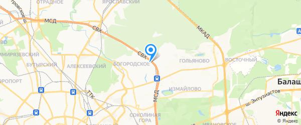 Grand-HiFi на карте Москвы