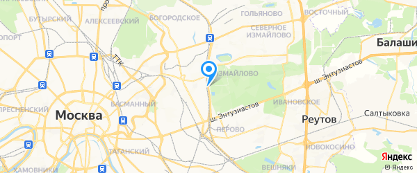 ЭлектроРемКомплект на карте Москвы