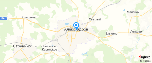 СГ Контур на карте Москвы