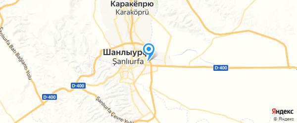 Эксперт-С на карте Тольятти