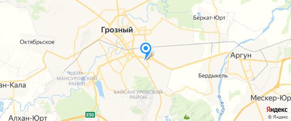 Техноплюс на карте Баку
