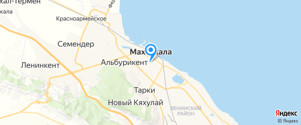 ПБОЮЛ Аблав З.А. на карте Баку