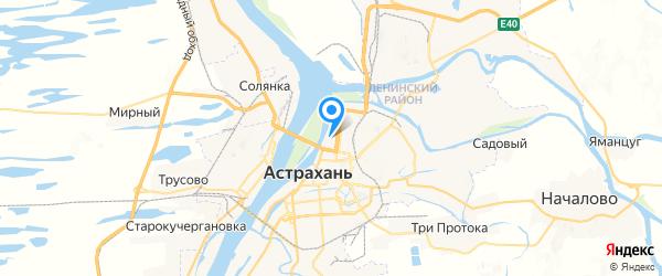 Технология тепла на карте Москвы