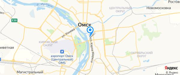 Мульти Сервис на карте Омска