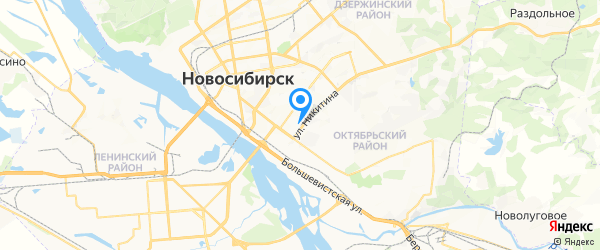 РемСвар-Сервис на карте Новосибирска