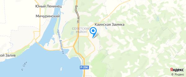 НПФ Электроника Сервис на карте Новосибирска