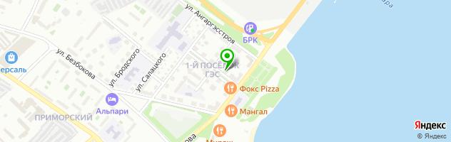 Автотранспортная компания Элита — схема проезда на карте