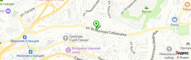 """Многопрофильная компания """"Сервис-Плюс"""" — схема проезда на карте"""