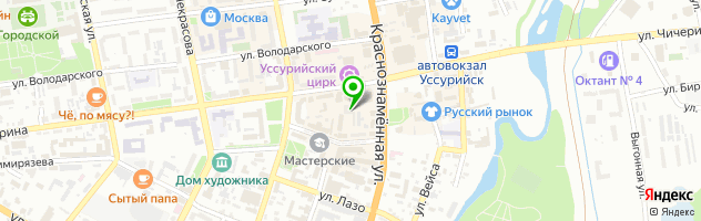 ОПТИКА — схема проезда на карте