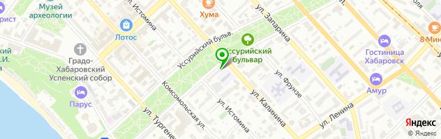 Медицинский центр Медстом — схема проезда на карте