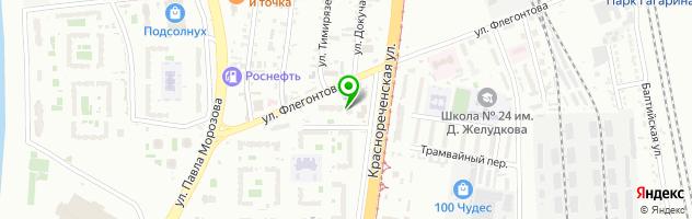 Медицинский центр МедЭксперт — схема проезда на карте