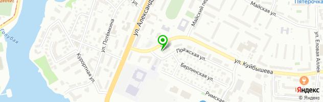 Центр медицинской косметологии ГрандЭстет — схема проезда на карте