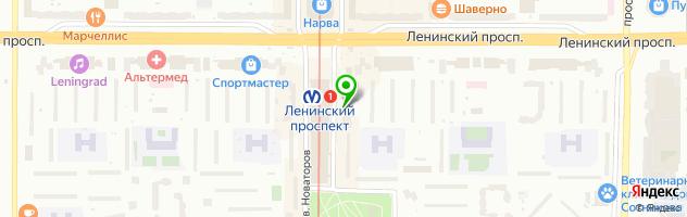 Группа компаний Печатник — схема проезда на карте
