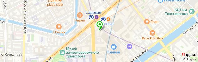 Рекламно-полиграфическая компания Файндер — схема проезда на карте