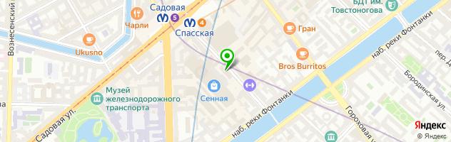 Мастерская Ювелир-Гравёр — схема проезда на карте