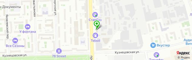 Дом Пленок — схема проезда на карте