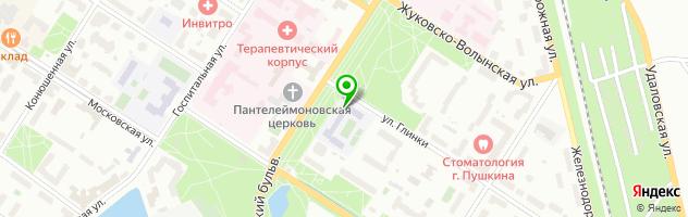 Средняя общеобразовательная школа №403 — схема проезда на карте