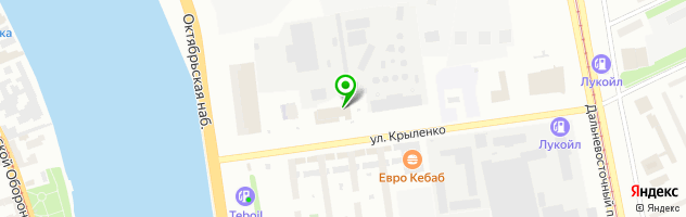 Компания ИмпульсАвто — схема проезда на карте