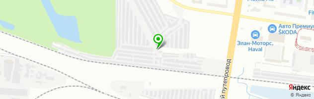 Автосервис Dop-Shop — схема проезда на карте