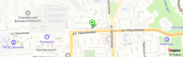 Сервисный центр RST Mobile — схема проезда на карте