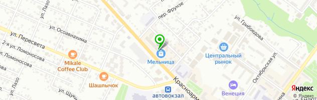 Медицинский центр Мой Доктор — схема проезда на карте