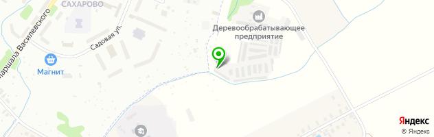 Шинка 69 — схема проезда на карте