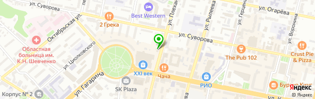 ULYANOVA | Ульянова Екатерина — схема проезда на карте