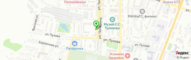 Независимая клинико-диагностическая лаборатория СитиЛаб — схема проезда на карте