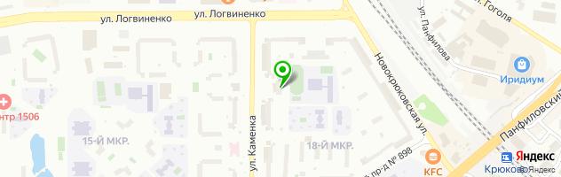 Стоматологический центр ВЕСТДЕНТ — схема проезда на карте