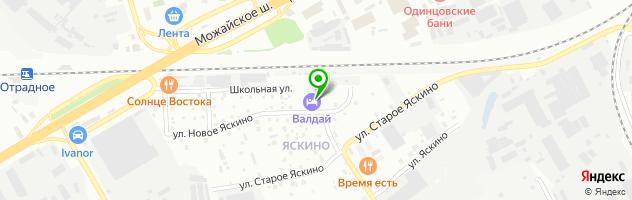 МПСУ Московский психолого-социальный университет — схема проезда на карте