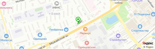 Оздоровительный комплекс Корвет — схема проезда на карте