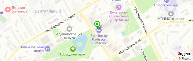 ROCK-N-BAR — схема проезда на карте