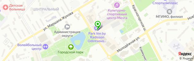 Караоке-клуб Ricci — схема проезда на карте