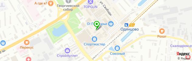 Автошкола Авторитет+ — схема проезда на карте
