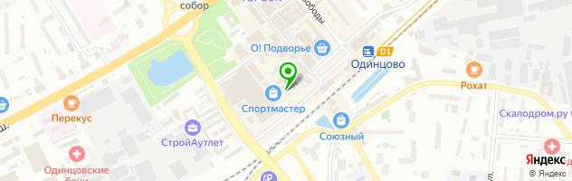Магазин кондитерских изделий — схема проезда на карте