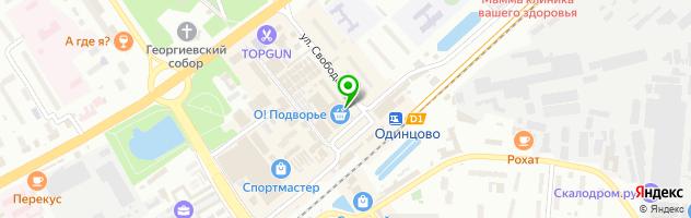 Ирландский паб Pub & Pub — схема проезда на карте