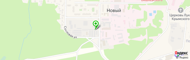 Авто-ателье Bcustom.ru — схема проезда на карте