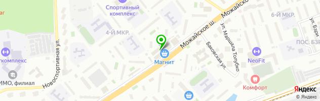 Дом быта ВсёУмейка — схема проезда на карте