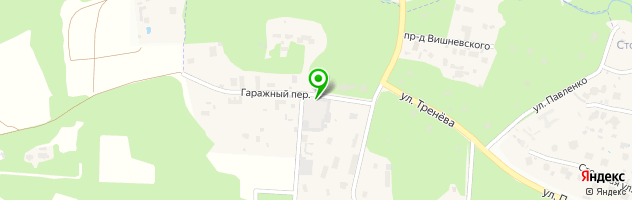BigAutoDrive — схема проезда на карте