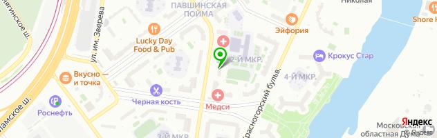 So-kar - торгово-сервисная компания — схема проезда на карте