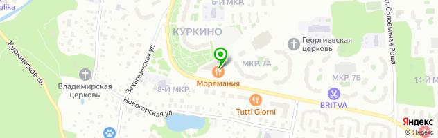 "Дом Быта ""12-Видов Услуг"" — схема проезда на карте"