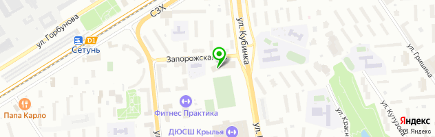 Сервисный центр по ремонту техники — схема проезда на карте