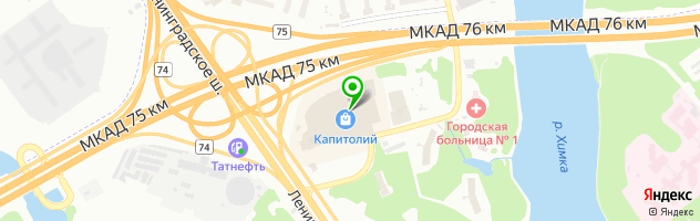 Мульти-Мастер — схема проезда на карте