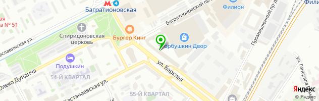 Сервисный центр Doctor Gadgets — схема проезда на карте